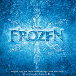 Album cover of Frozen (Original Motion Picture Soundtrack)