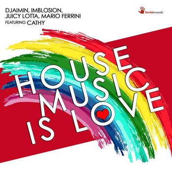 House Music Is Love cover