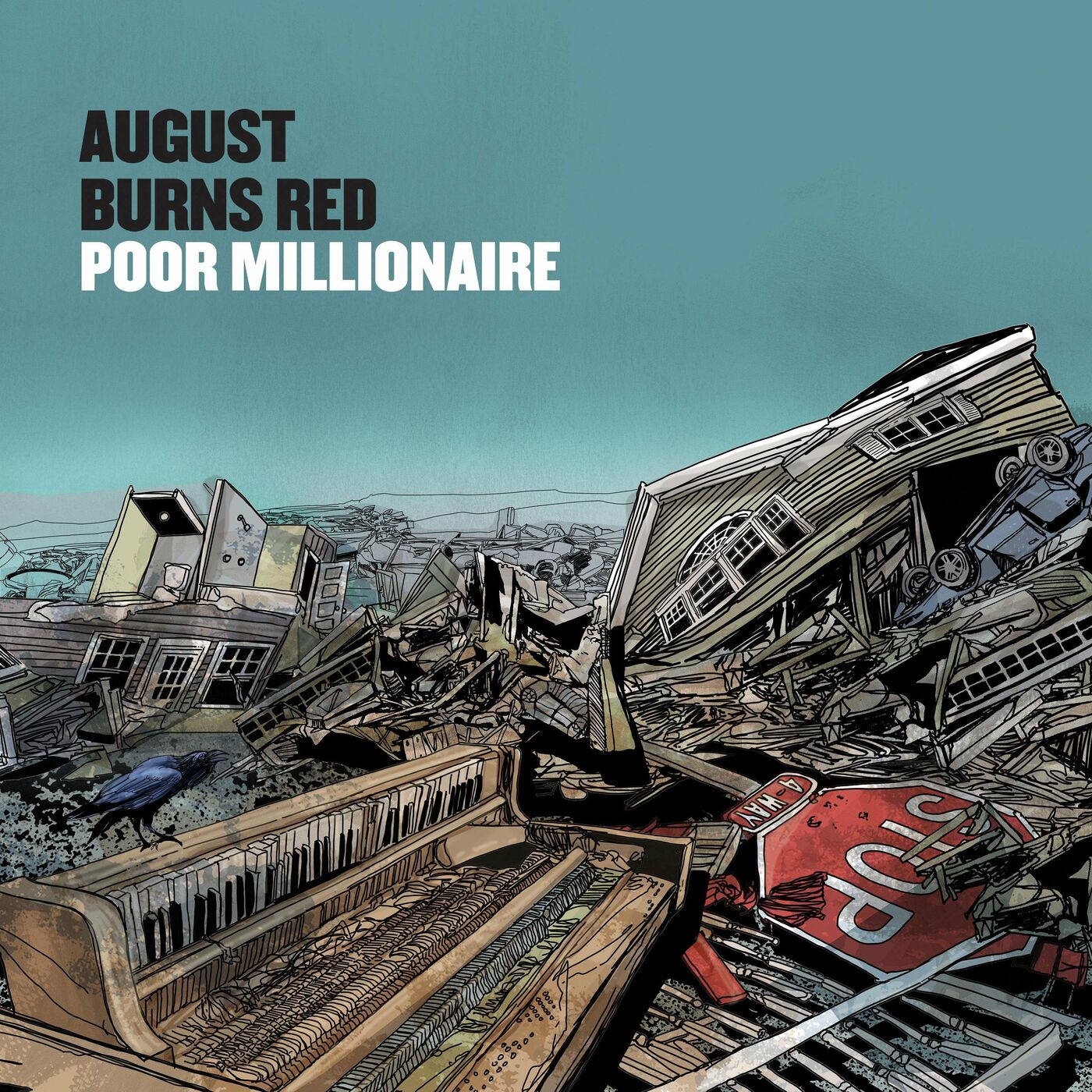 August Burns Red - Poor Millionaire [single] (2021)