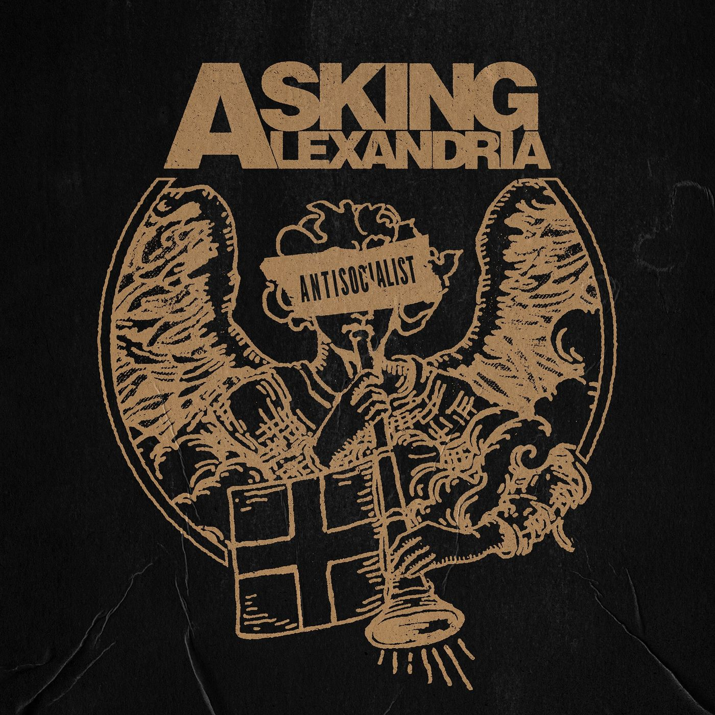 Asking Alexandria - Antisocialist (Unplugged) [single] (2020)
