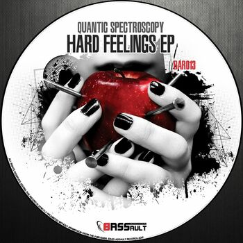 Hard Feelings 02 cover