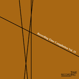 Album cover of Recording Time Compilation Vol. 33