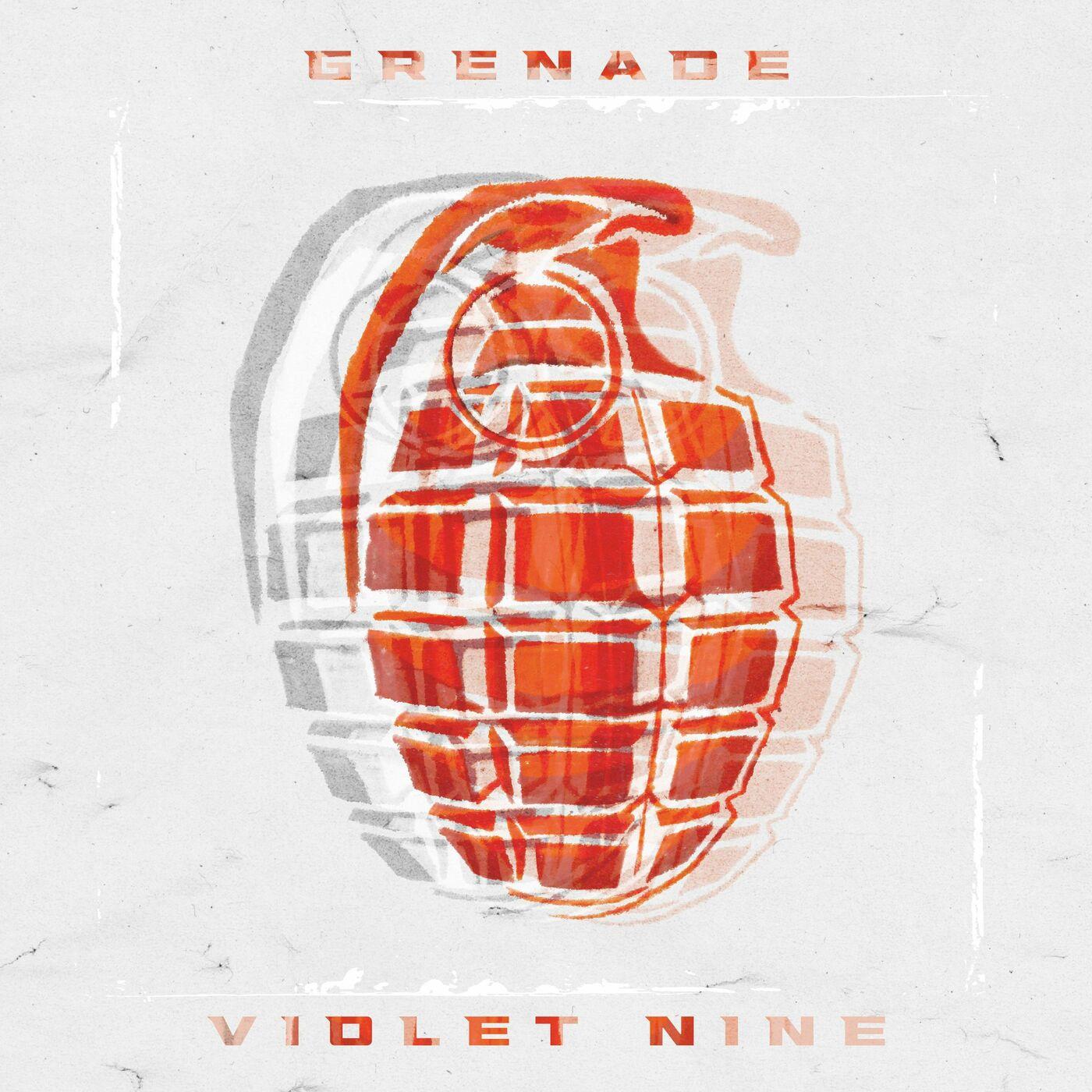 Violet Nine - Grenade [single] (2021)