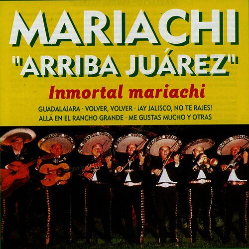 Cd Mariachi arriba juàrez inmortal 500x500-000000-80-0-0