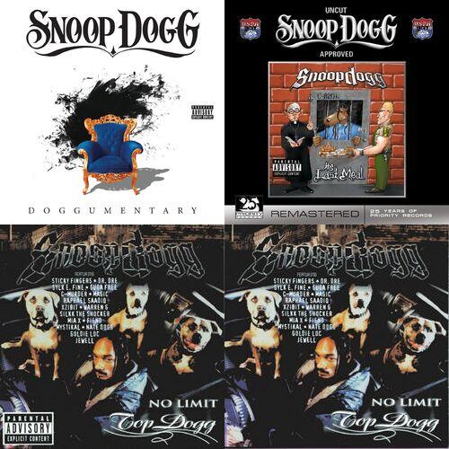 Lista pesama SNOOP – Slušaj na Deezer-u   Strimovanje muzike
