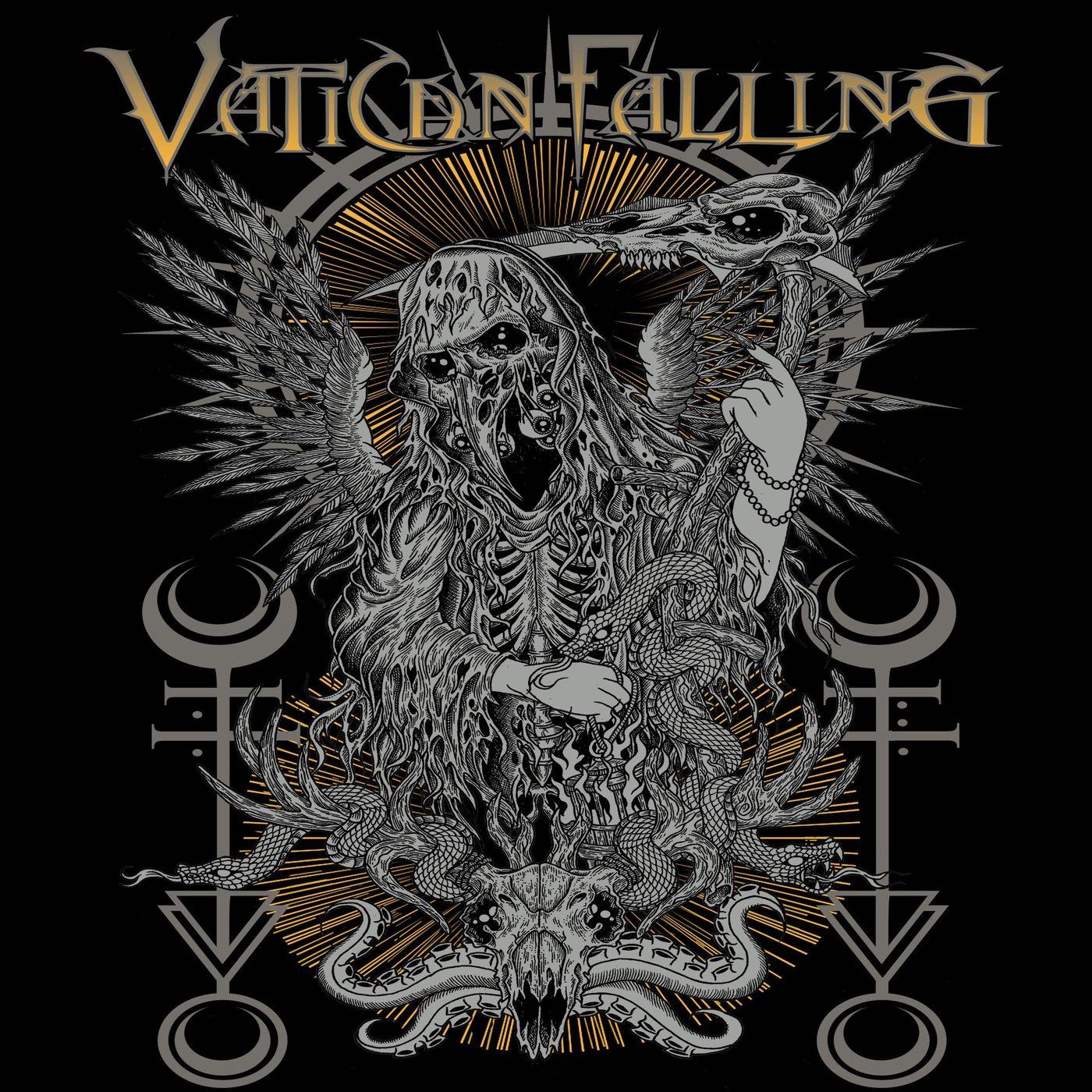 Vatican Falling - Dead Like Me [single] (2021)