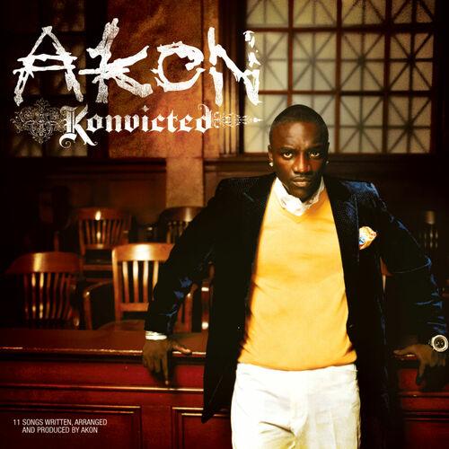 Baixar CD Konvicted – Akon (2006) Grátis