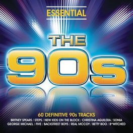 Album cover of Essential - The 90s