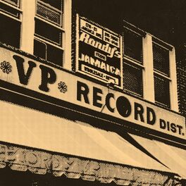 Album cover of Down In Jamaica: 40 Years of VP Records
