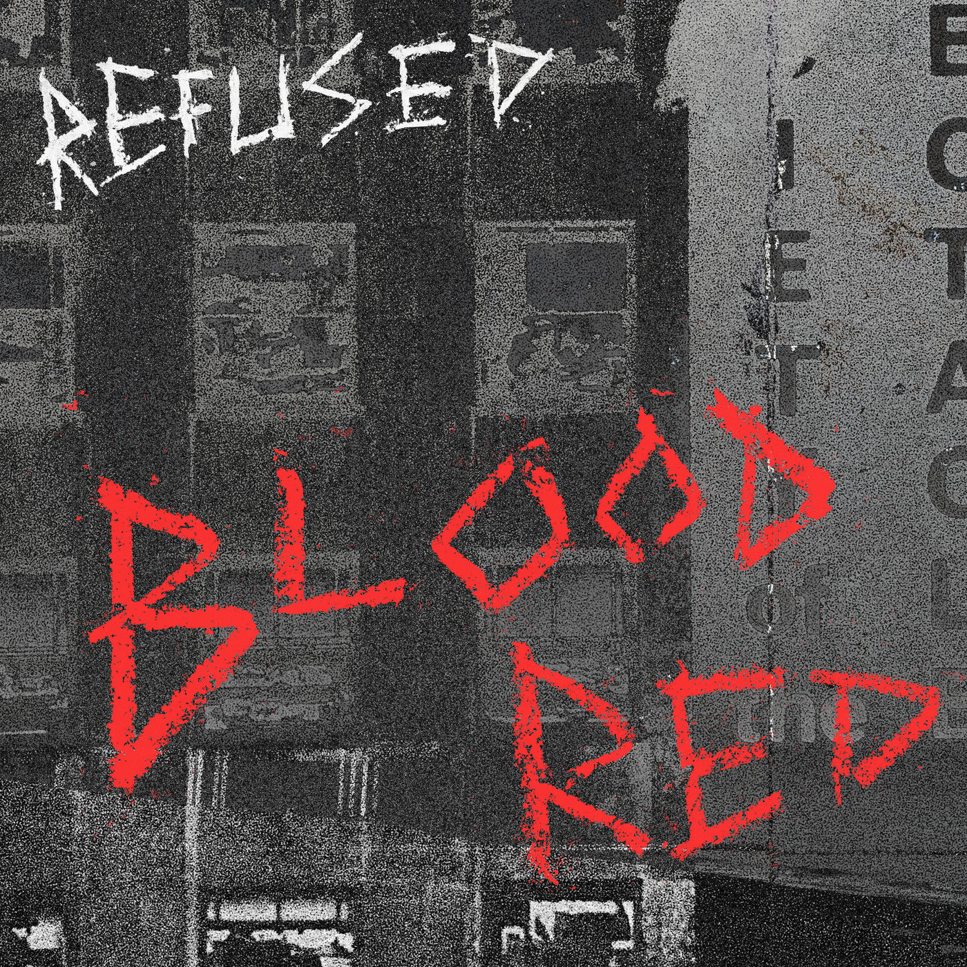 Refused - Blood Red [single] (2019)