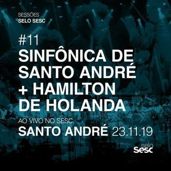 Concerto Brasileiro para Bandolim e Orquestra: III: Reconstruindo o Futuro cover