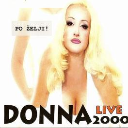 Album cover of Donna Live 2000