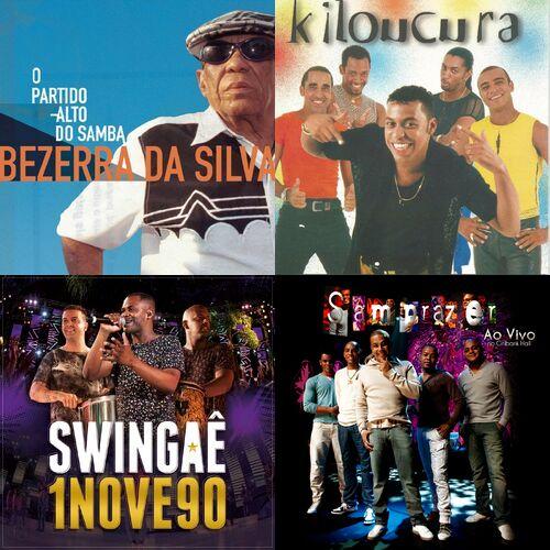 Baixar CD Pagode mix 3 – Vários Artistas (2016) Grátis