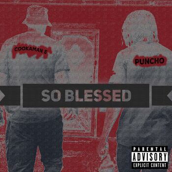 So Blessed (feat. Puncho) cover