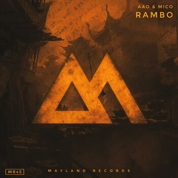 Rambo (feat. MICO) cover