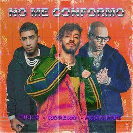 Album cover of No Me Conformo