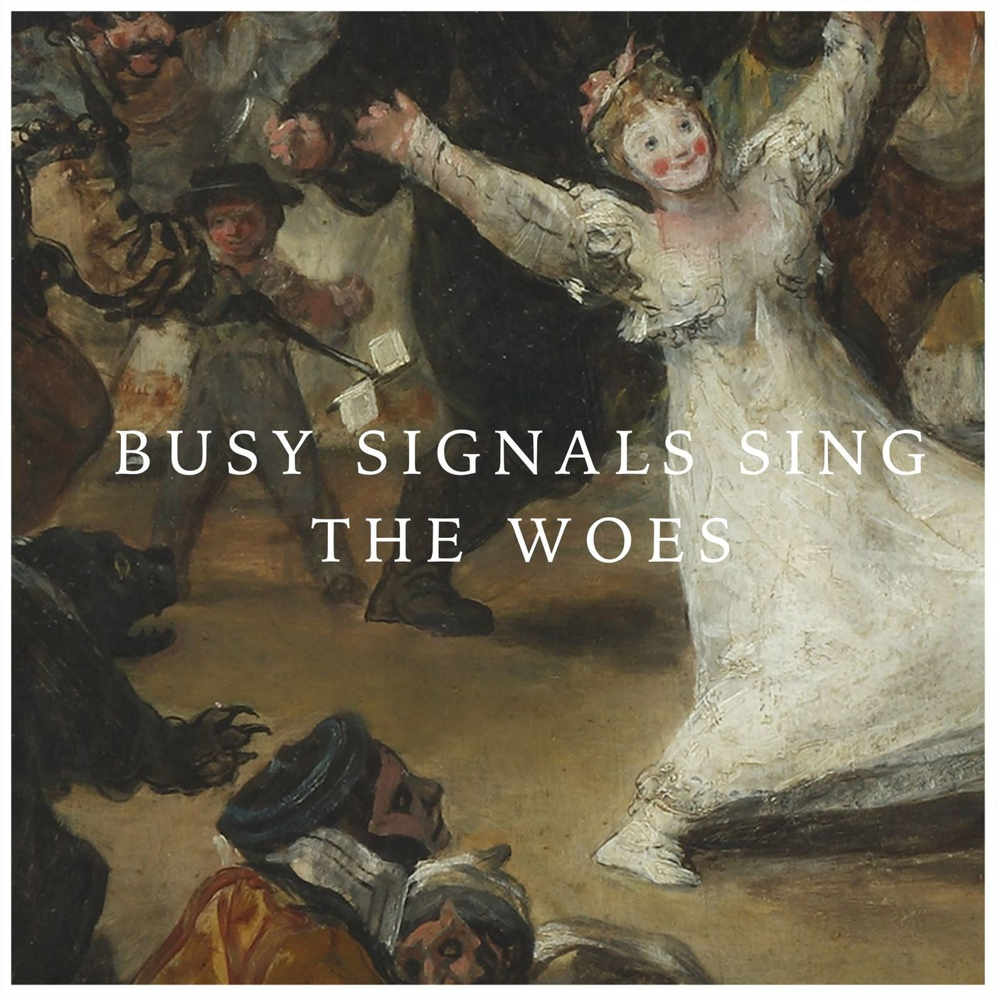 Grayscale Season - Busy Signals Sing the Woes [single] (2020)