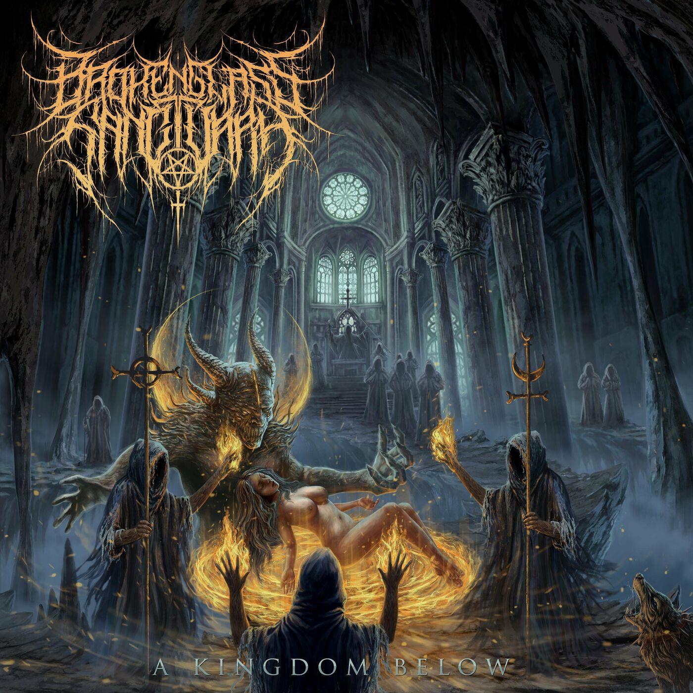 Broken Glass Sanctuary – Sermons From The Unholy Doctrine [single] (2021)