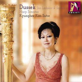 Album cover of Dussek Jan Ladislav & Sophia: Harp Sonatas