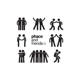 Album cover of Phace and Friends EP