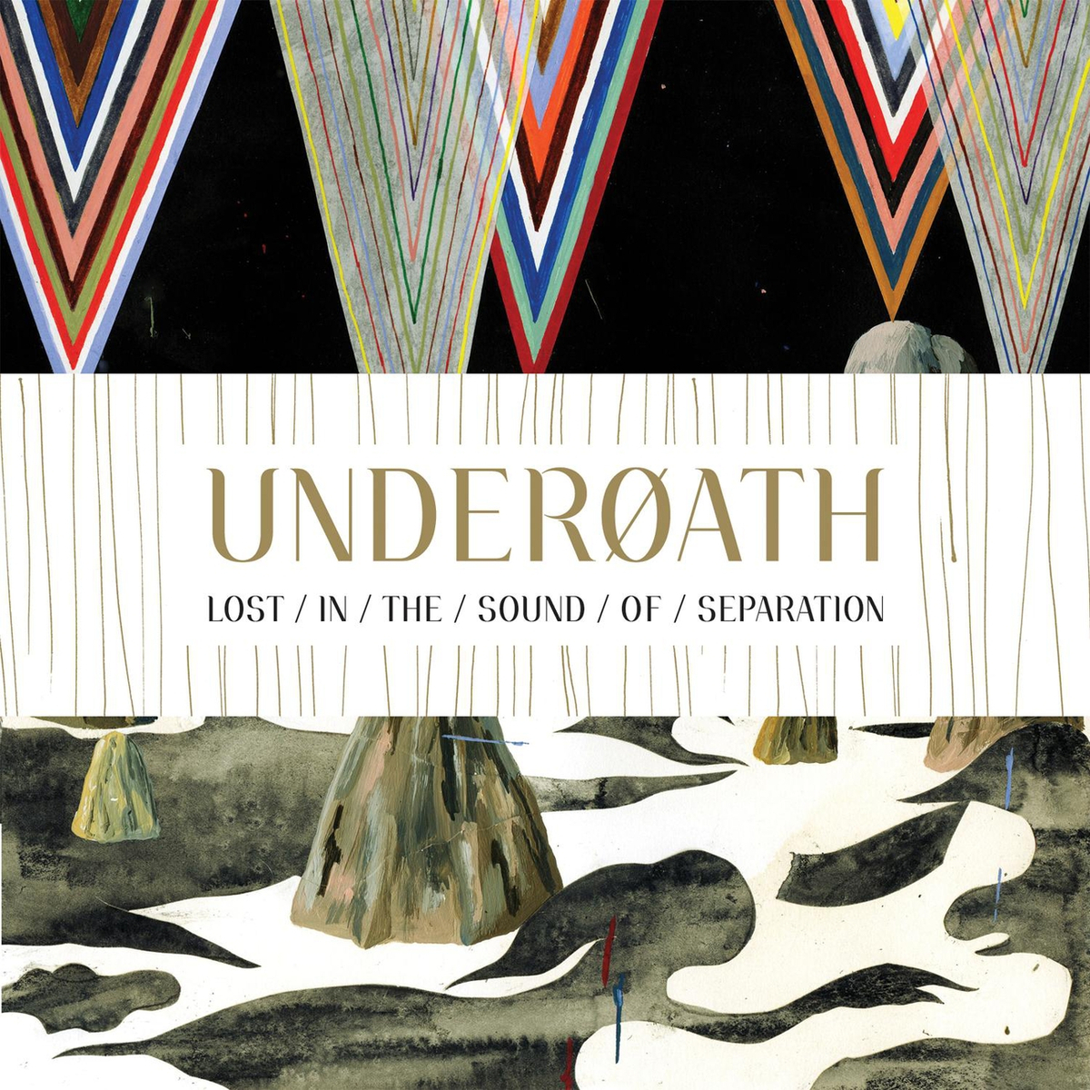 Underoath - Lost in the Sound of Separation (2008)