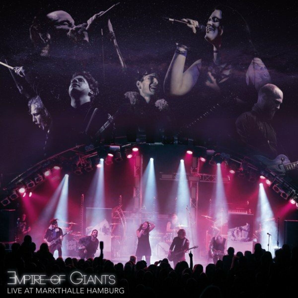 Empire of Giants - Days of Mayhem (Live at Markthalle Hamburg) [single] (2020)