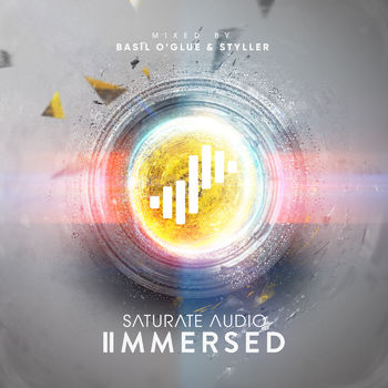 Saturate Audio Immersed II. (Continuous DJ Mix Pt. 1) cover