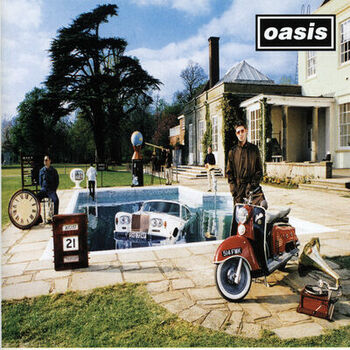 Be Here Now cover