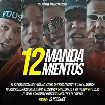 12 Mandamientos cover