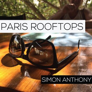 Paris Rooftops cover