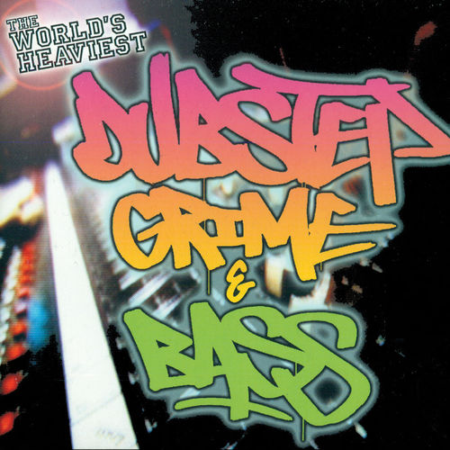 VA - The World's Heaviest - Dubsteb, Grime & Bass 2007 (LP)