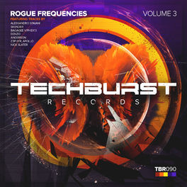 Album cover of Rogue Frequencies Volume 3