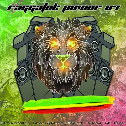 VA - Raggatek Power 07 [EP]