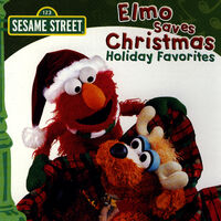 sesame street elmo saves christmas - Sesame Street Elmo Saves Christmas