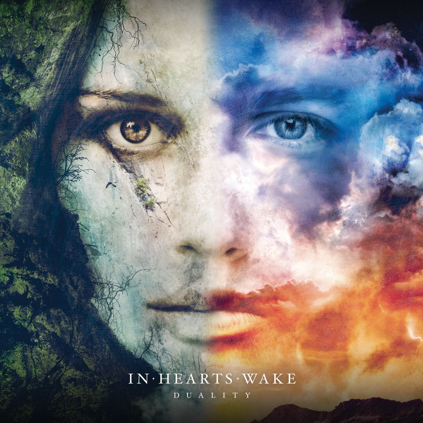 In Hearts Wake - Duality (2016)