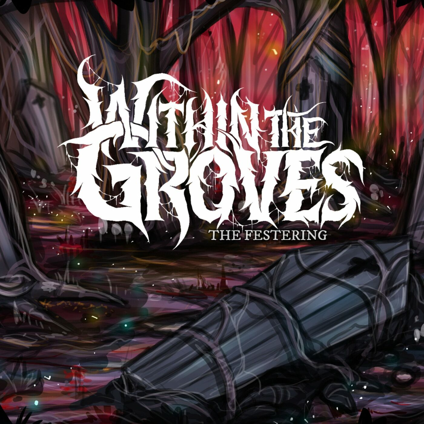 Within The Groves - The Festering [single] (2020)