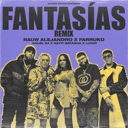 Rauw Alejandro – Fantasias (Remix) CD Completo