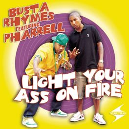 Album cover of Light Your Ass On Fire