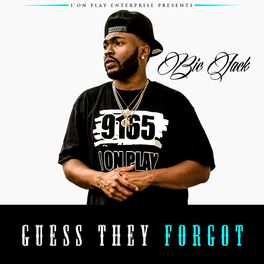 Album cover of Guess They Forgot