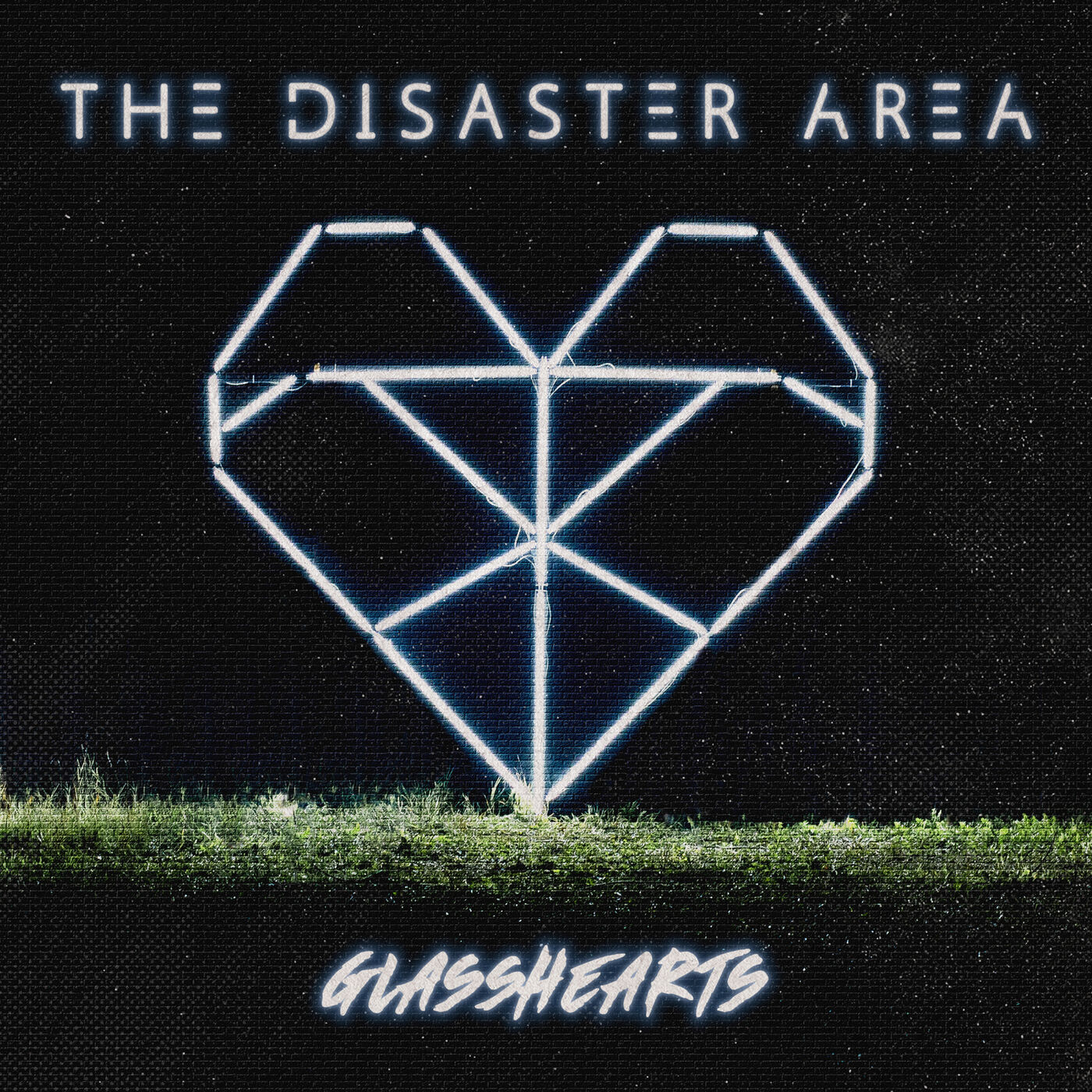 The Disaster Area - Glasshearts [single] (2019)