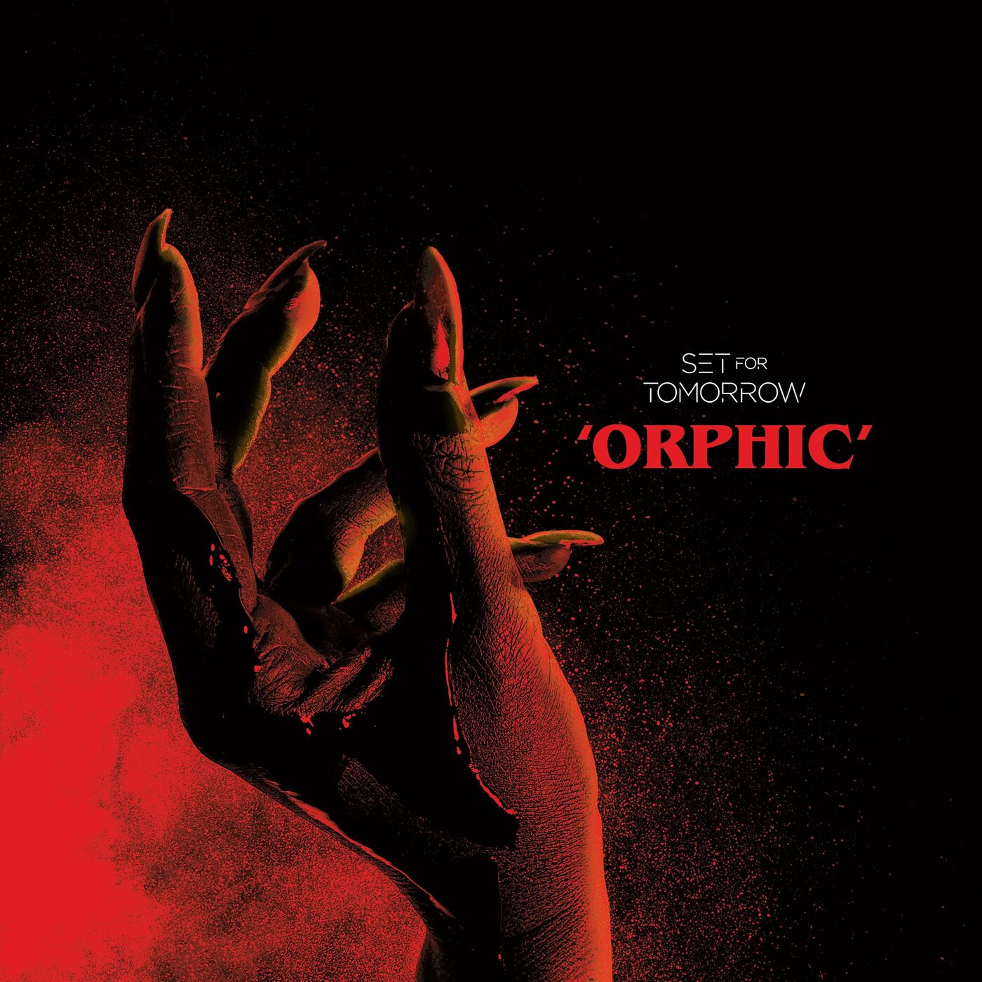 Set for Tomorrow - Orphic [single] (2020)