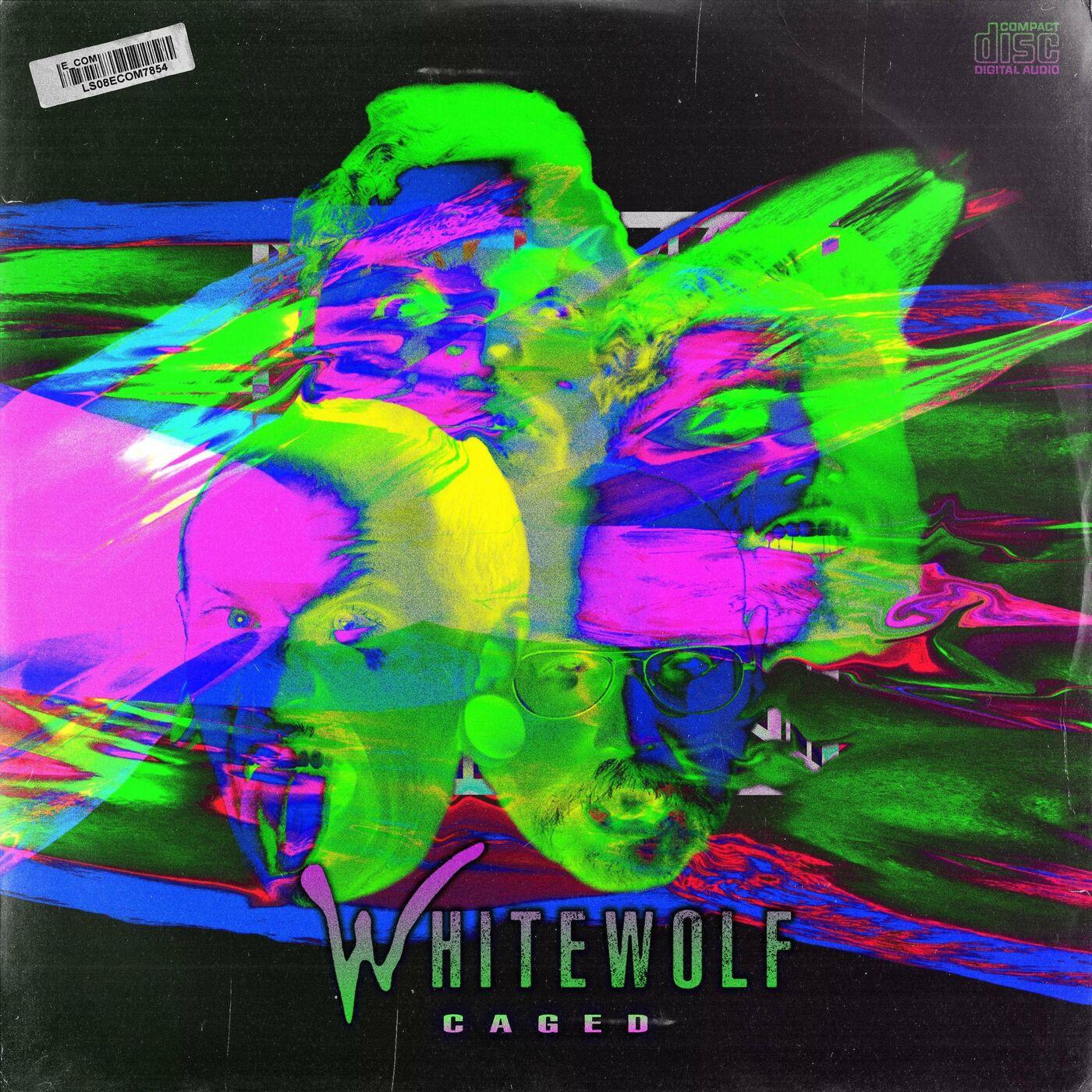 WhiteWoLF - Caged [single] (2021)