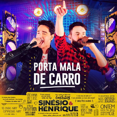 CD Porta Mala de Carro (Ao Vivo) – Sinésio & Henrique (2017)