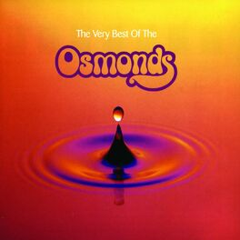 Album cover of Very Best Of The Osmonds