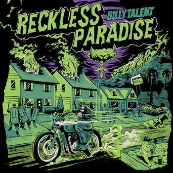 Reckless Paradise cover