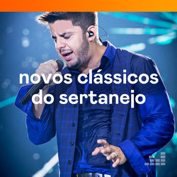 Novos Clássicos do Sertanejo (2020) CD Completo
