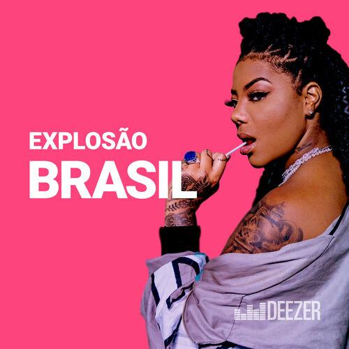 CD Explosão Brasil (Lançamentos 2018)