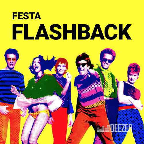 Baixar CD Festa Flashback – Vários Artistas (000) Grátis