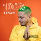 100% J Balvin