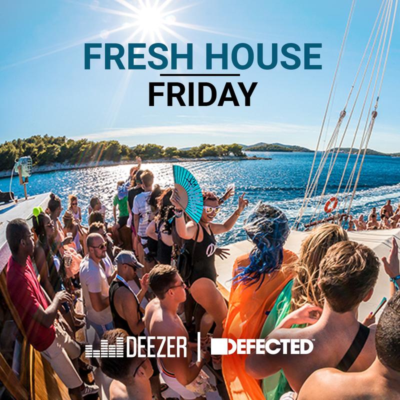Baixar Fresh House Friday, Baixar Música Fresh House Friday - Defected Records 2017, Baixar Música Defected Records - Fresh House Friday 2017